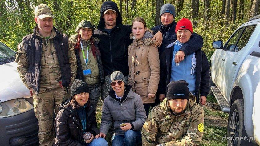 Dalej szukają czołgu w jednym z jezior na terenie gminy Drawsko Pomorskie