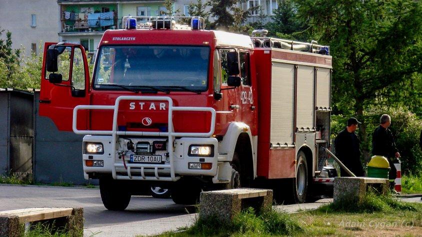 Kilka zdjęć naszych strażaków