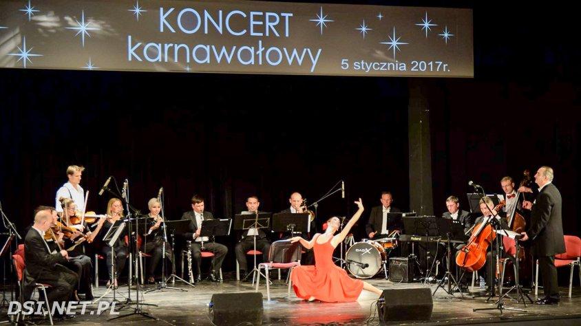 """Koncert orkiestry """"Moderato"""" na początek karnawału"""