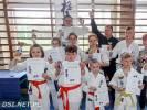 Czaplineccy karatecy powrócili z pucharami z turnieju karate o Puchar Pomorza