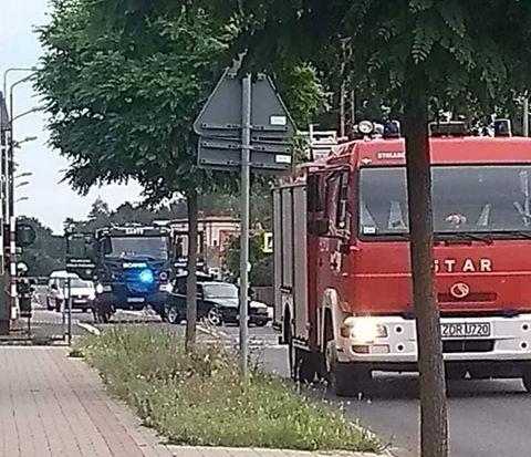 Śmiertelny wypadek w Kaliszu Pomorskim