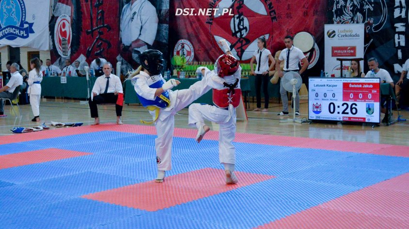 Ogólnopolski Turniej Karate Challange 2019