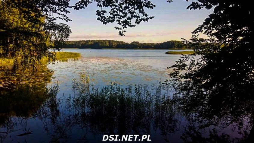 Akcja saperska nad jeziorem Wilczkowo. Znaleziono niewybuch