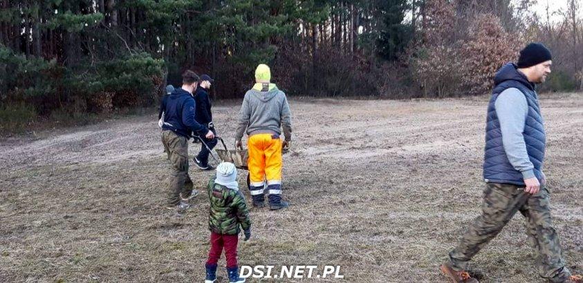 Rewitalizacja społeczna w Suchowie.