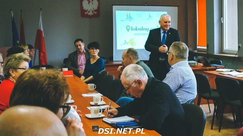 Sołtysi i przedstawiciele NGO szkolili się z pozyskiwania środków