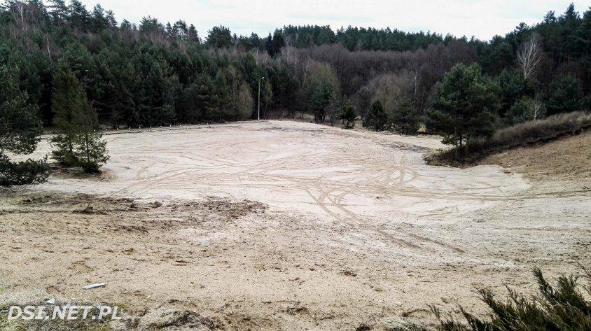 Amfiteatru w Olesznie już nie ma