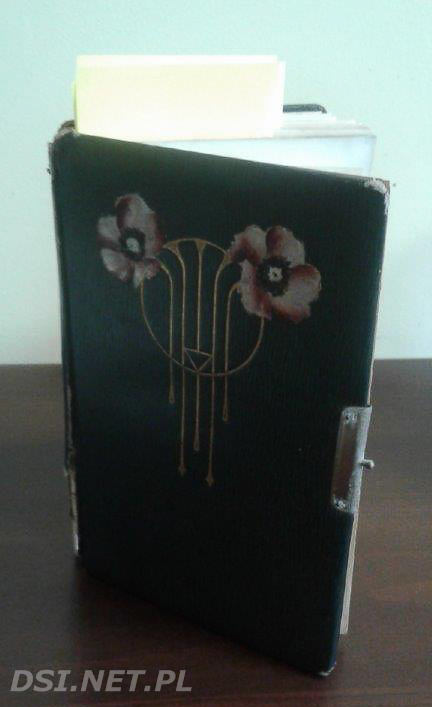 Stary pamiętnik i siostry starosty