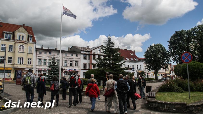 Zabytkowy parowóz w Drawsku i Złocieńcu_26
