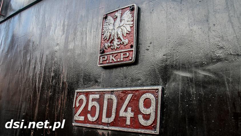 Zabytkowy parowóz w Drawsku i Złocieńcu_9