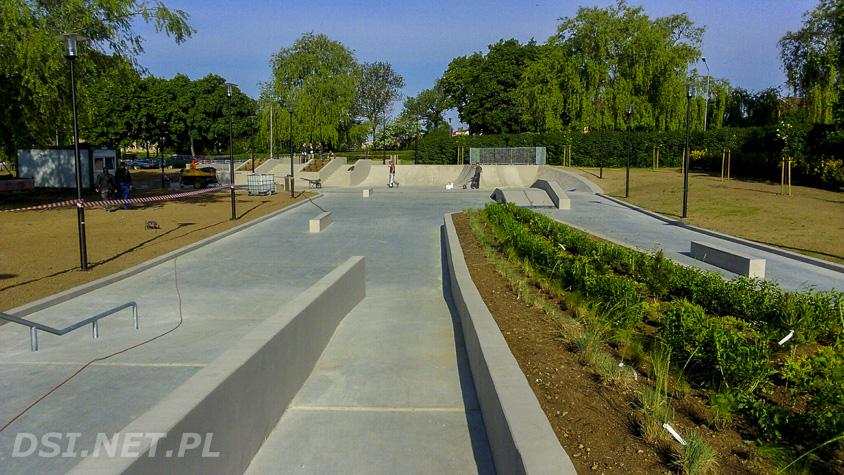 Skatepark Drawsko_1