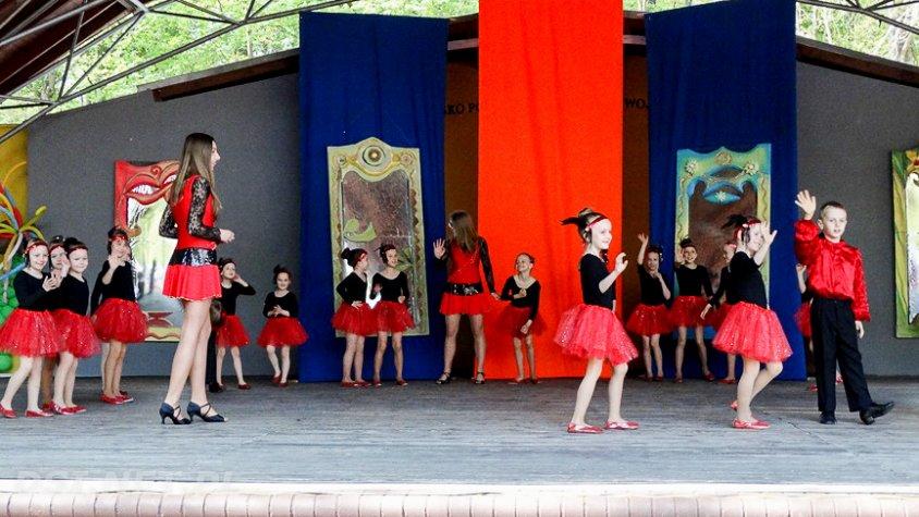 Powiatowy Przegląd Zespołów Tanecznych