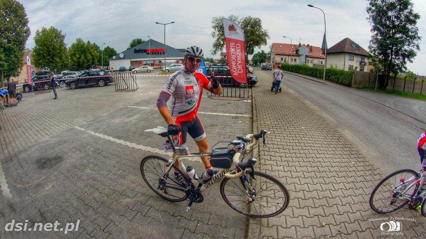 Bałtyk – Bieszczady Tour: 280 kolarzy przejechało przez Drawsko