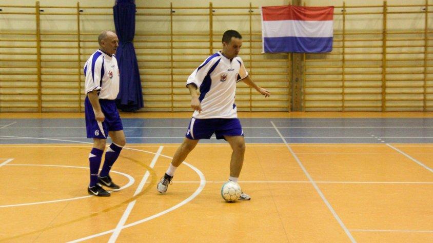 Holendrzy najlepsi w międzynarodowym turnieju piłki nożnej