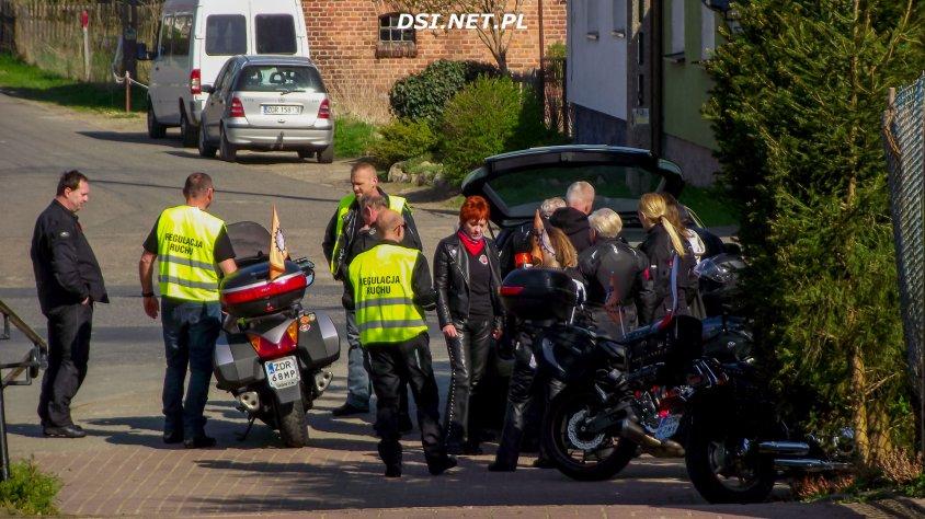 Prawie 300 maszyn na IV Rozpoczęciu Sezonu Motocyklowego w Suliszewie