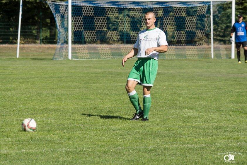 Klub Piłkarski Drawsko Pomorskie pokonał drużynę Błękitnych Pomierzyn