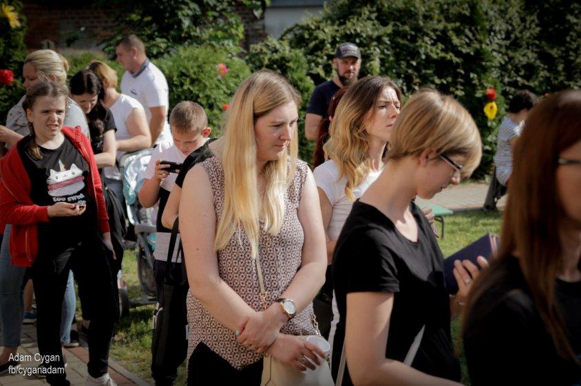 Festyn rodzinny w przedszkolu w Drawsku Pomorskim
