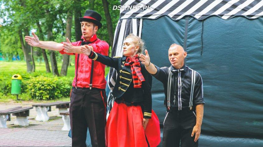Festiwal Teatrów Ulicznych w Drawsku Pomorskim
