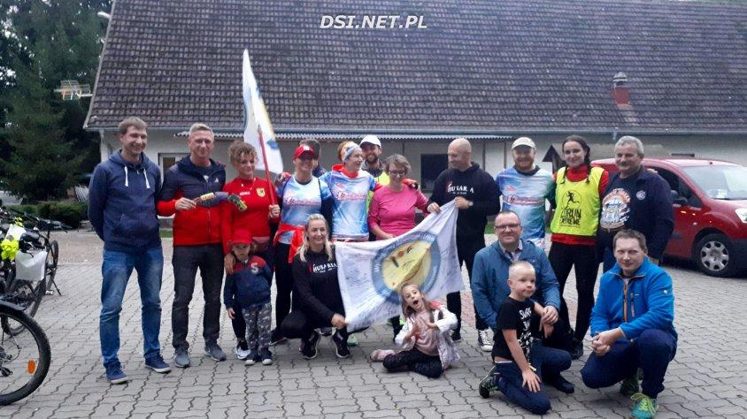 Lokomotywa uśmiechu już w Szczecinku. Drawsko, Złocieniec i Czaplinek nie zawiodły