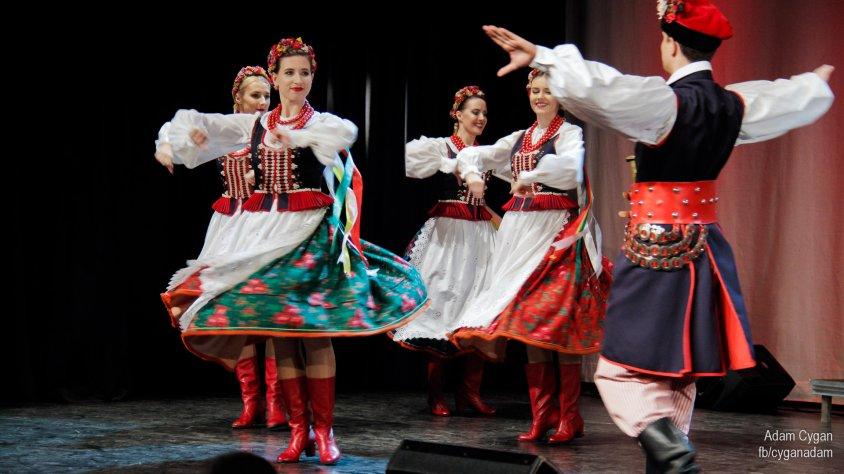 Koncert Reprezentacyjnego Zespołu Wojska Polskiego