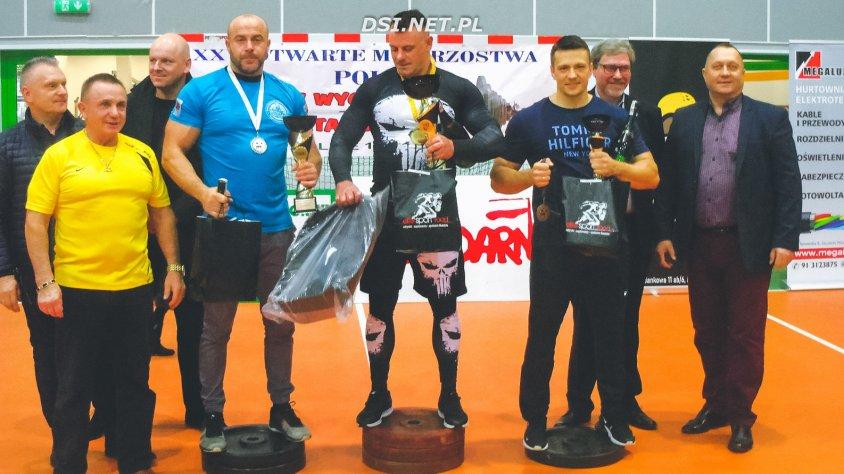Drużynowe podium Rufiana i sukcesy indywidualne zawodników