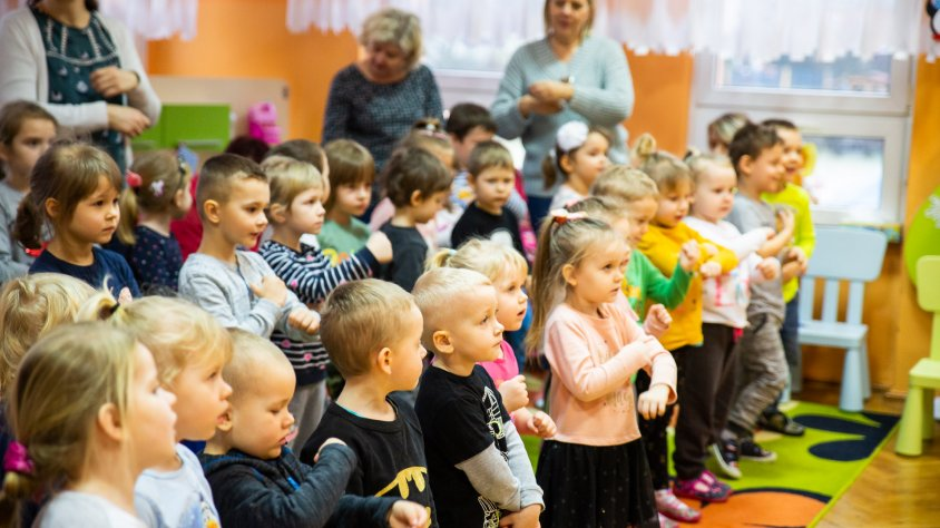 """""""Pipi nadchodzi"""" – spotkania z teatrem dla najmłodszych"""