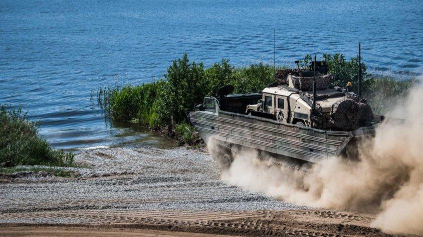 Wczoraj oficjalnie rozpoczęły się ćwiczenia DEFENDER-Europe 20 PLUS