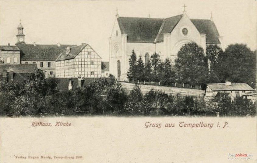Kościół ewangelicki w Czaplinku _1