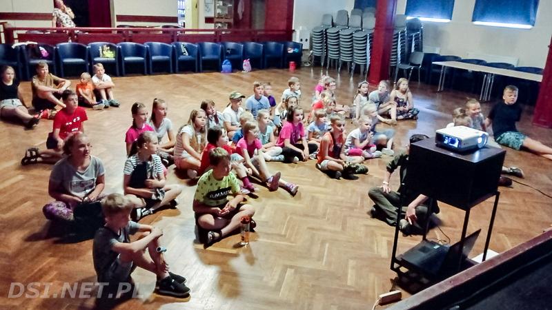Eko Wakacje w Ośrodku Kultury w Kaliszu Pomorskim