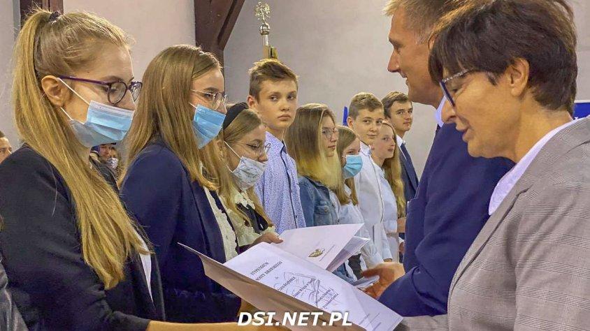 Święto kaliskiego liceum i technikum