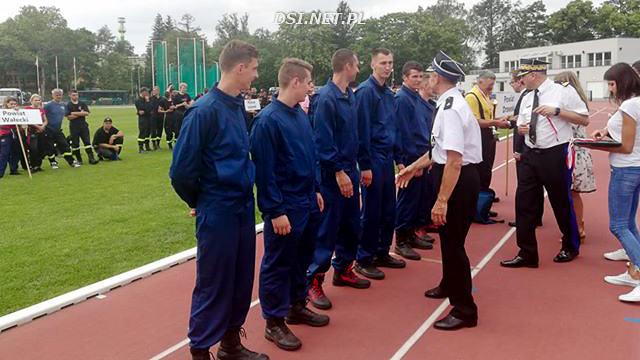 Bez wątpienia nasi strażacy z OSP Ostrowice najlepsi w województwie