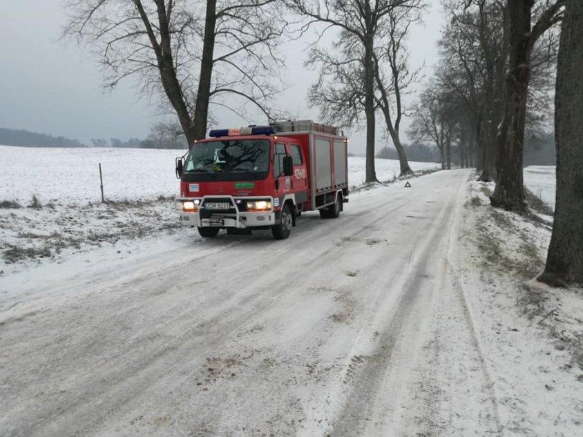 Wypadek - gmina Złocieniec_5