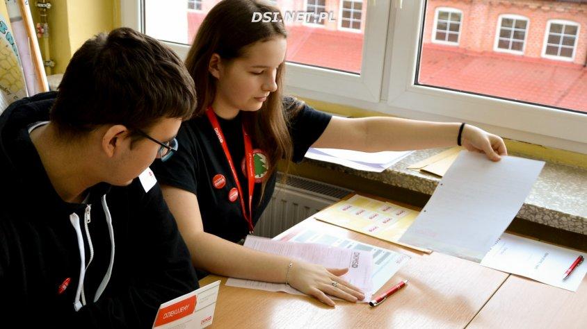 Uczniowie z Andersa zarejestrowali się w bazie fundacji DKMS.