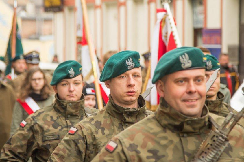Narodowy Dzień Niepodległości w Złocieńcu