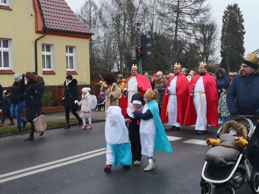 Orszak Trzech Króli – mieszkańcy licznie wzięli udział