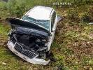 Wypadek drogowy na krajowej 10