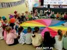 Dzieci miały swój bal karnawałowy