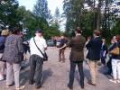 Niemieckie delegacje podczas Dni Czaplinka