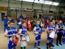 Halowy turniej piłki nożnej w Czaplinku