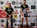 Fajetrzy z Drawska Pomorskiego z medalami po zawodach w Luboniu