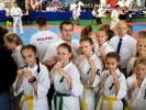 Dwa medale dla drawskich karateków w Międzynarodowym Pucharze Prezydenta Miasta Sieradza