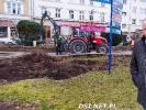 Rozpoczęły się zmiany na Placu Konstytucji w Drawsku