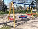Zagórek, Nętna i Oleszna mają już nowe place zabaw
