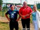 Turniej piłkarski w Suliszewie, było sportowo i rekreacyjnie