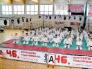 2019-04-29 Mistrzostwa Polski Seniorów Karate Kyokushin. Jakub Pawłowicz na 3 miejscu