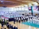 Mistrzostwa Polski Seniorów Karate Kyokushin. Jakub Pawłowicz na 3 miejscu