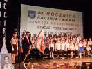 To już 40 lat szkoły z imieniem Janusza Kusocińskiego