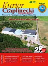 Kurier Czaplinecki - Nr 175, Marzec 2021