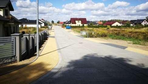 Drawski ratusz poinformował o zakończeniu budowy ul. Świętokrzyskiej