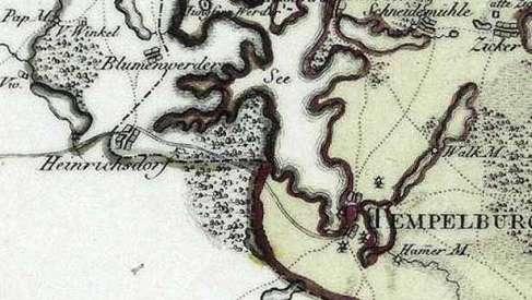 Legendarne wyspy na Jeziorze Drawskim