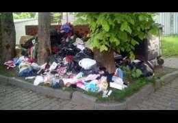 Kolejne kilogramy dzikich śmieci. Na szczęście sprawca ustalony